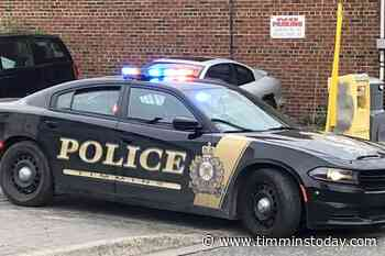 Wanted person arrested during dispute: Police - TimminsToday