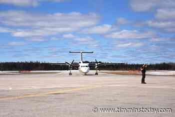 Timmins airport upgrades complete - TimminsToday