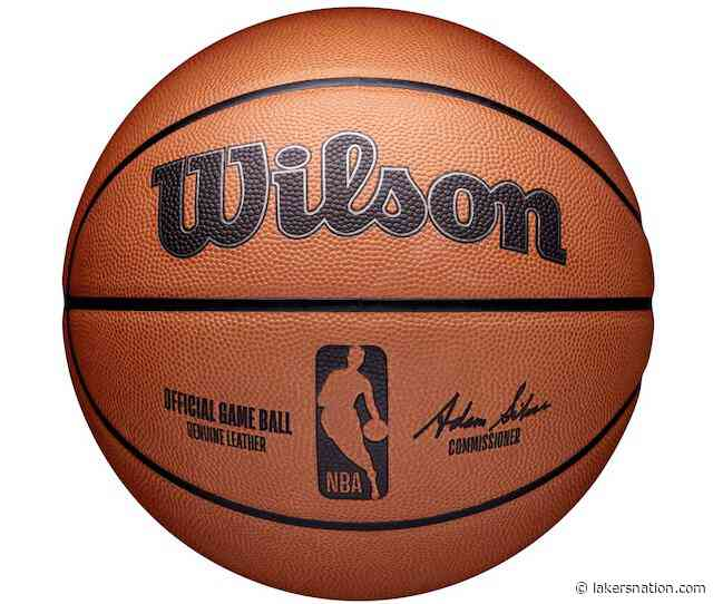 NBA News: Wilson Sporting Goods Reveals New Basketball For 2021-22 Season