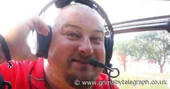 Pool team's touching tribute to tragic 'Big Sam' - Grimsby Live