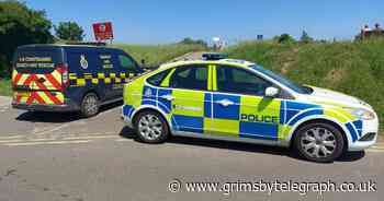 Recap as suspected unexploded bomb discovered on Cleethorpes beach - Grimsby Live
