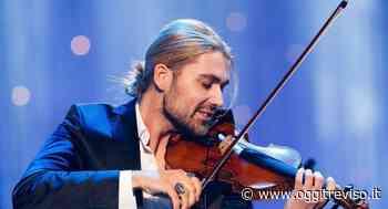 Conegliano, alla Zoppas Arena arriva David Garret, la rockstar del violino - Oggi Treviso