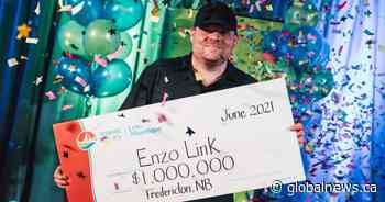 Fredericton man to secure daughters' future after lotto win
