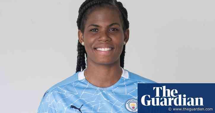 Khadija 'Bunny' Shaw ready to play inspirational role at Manchester City