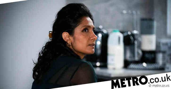 EastEnders spoilers: Suki Panesar questions Kheerat's loyalty after Habiba bombshell