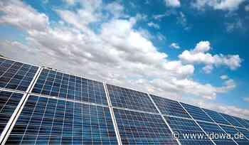 An der A93 bei Mainburg - Spannungswandler von Solarzellen-Feld geklaut – Hinweise erbeten - idowa