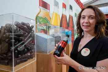 Enkel nog flesjes van recyclagemateriaal: Coco-Cola in Wilrijk spaart 14.000 ton plastic per jaar uit - Gazet van Antwerpen