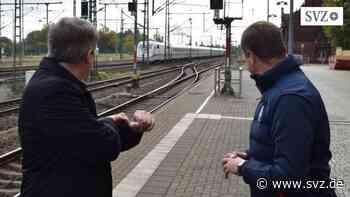 Bahnhof Wittenberge muss warten: Stundentakt in die Metropolen kommt nicht vor 2027   svz.de - svz – Schweriner Volkszeitung