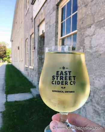 Goderich council supports East Street Cider Co. for By the Glass licence - Kincardine News