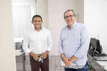 Governo de Alagoas inicia licitação do Hospital do Médio Sertão em Palmeira - Cada Minuto