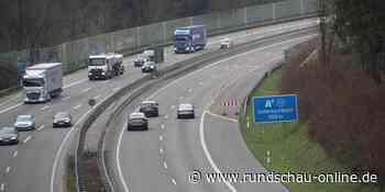 1,5 Promille: Frau fährt mit Schlangenlinien über A4 bei Overath - Kölnische Rundschau