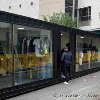 El shopping Alto Palermo utiliza containers en la calle como locales comerciales - FashionNetwork.com CO