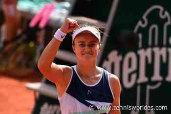 Barbora Krejcíkova aparece inscrita en el WTA 250 de Palermo - Tennis World ES