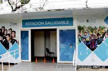 Viernes de concientización en la Estación Saludable - JujuyOnline