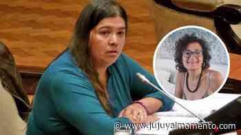 """""""En Jujuy no se puede opinar, ni siquiera una diputada que tiene fueros"""" - Jujuy al Momento"""