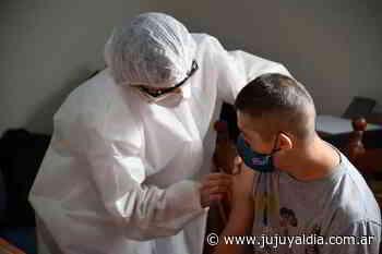 Covid-19 en Jujuy. Cerca del 50% de las personas con discapacidad recibieron al menos primera dosis - Jujuy al día