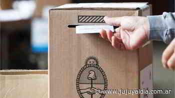 Jujuy: El Tribunal Electoral autorizó que las autoridades de mesa y fiscales firmen los sobres - Jujuy al día
