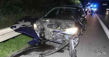 Fahrerflucht zwischen Swisttal und Weilerswist: Unfallfahrer war mit nicht zugelassenem Auto auf A61 unterwegs - General-Anzeiger Bonn