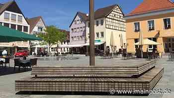 Mellrichstadt: Mehr Platz für die Gastronomie am Marktplatz - Main-Post