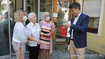 Mellrichstadt Mellrichstadt: Erika Hander feierte ihren 90. Geburtstag - Main-Post