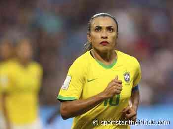 Marta and Formiga to lead Brazil women's football team at Tokyo Olympics - Sportstar