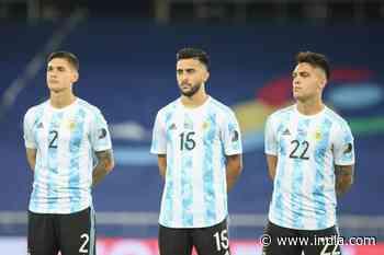ARG vs URU Dream11 Team Tips And Predictions, Copa America: Football Prediction Tips For Today's Argentina vs - India.com