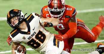 Utah football: Linebacker Devin Lloyd is a preseason All-American - Deseret News