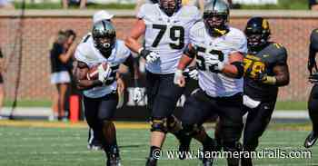 79 Days to Purdue Football: Jared Bycznski - Hammer and Rails