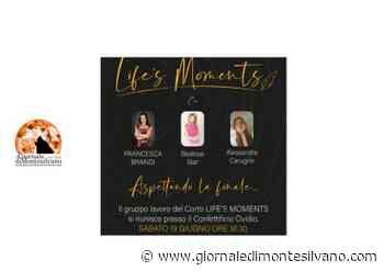 """Sulmona, il cortometraggio """"Life's Moments"""", vivere serenamente. - Giornale di Montesilvano"""