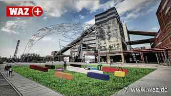 Essen: Einwanderungs-Denkmal auf Zeche Zollverein in Planung - Westdeutsche Allgemeine Zeitung