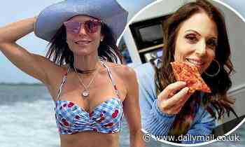 Bethenny Frankel, 50, reveals she is coming out with Skinnygirl PIZZA