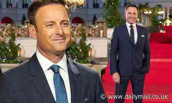 Chris Harrison lands '$9MILLION payout from ABC' for leaving the Bachelor franchise