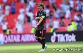 Luka Modric se une al resto de la selección de Croacia - El Heraldo (Colombia)