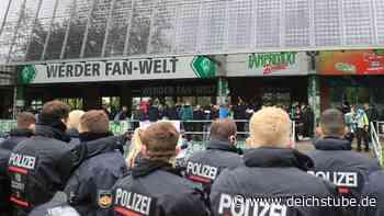 Werder Bremen-Hochrisikospiele: Polizeikosten-Streit geht weiter! - deichstube.de