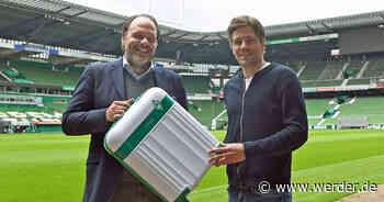Werder und TITAN – eine erstklassige Partnerschaft - Werder Bremen