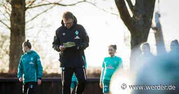 Trainingsauftakt datiert - Werder Bremen