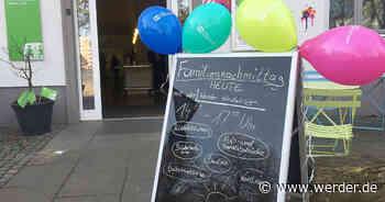Grün-weißer Familiensamstag im SOS-Kinderdorf - Werder Bremen
