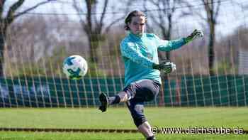 Torwart Luca Plogmann: Nummer 2 bei Werder Bremen oder Wechsel! - deichstube.de