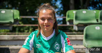 Werder verpflichtet Maja Sternad - Werder Bremen