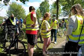 Kampf gegen Industrie- und Gewerbegebiet in Werne geht mit Fahrrad weiter - Ruhr Nachrichten