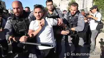 Tensión en Jerusalén - Euronews Español