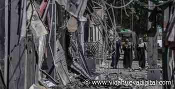 Israel bombardea Gaza mientras el patriarcado de Jerusalén está de visita pastoral - Revista Vida Nueva