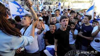 Marcha de las Banderas en Jerusalén: 'Somos los dueños de la casa' - RFI Español