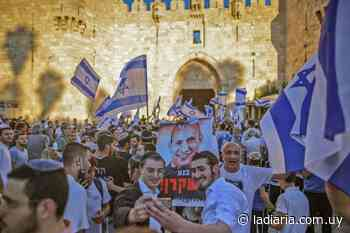 Marcha de ultranacionalistas judíos reaviva tensiones en Jerusalén - la diaria