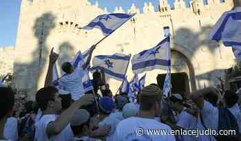 Celebran el desfile de banderas en Jerusalén bajo fuertes medidas de seguridad y en medio de tensión - Enlace Judío