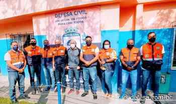 Defesa Civil de Mesquita recebe visita técnica de equipe de Japeri - Defesa - Agência de Notícias
