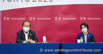 Asesor médico recomienda Juegos de Tokio sin público - San Diego Union-Tribune en Español
