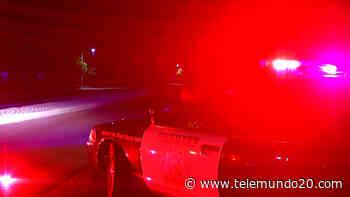 Actividad policial en Encinitas - Telemundo San Diego
