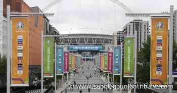 UEFA busca contar con más aficionados en el Wembley - San Diego Union-Tribune en Español