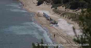 Grecia negaría a migrantes la oportunidad de pedir asilo - San Diego Union-Tribune en Español